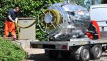 Skid Mounted Vacuum Tanks